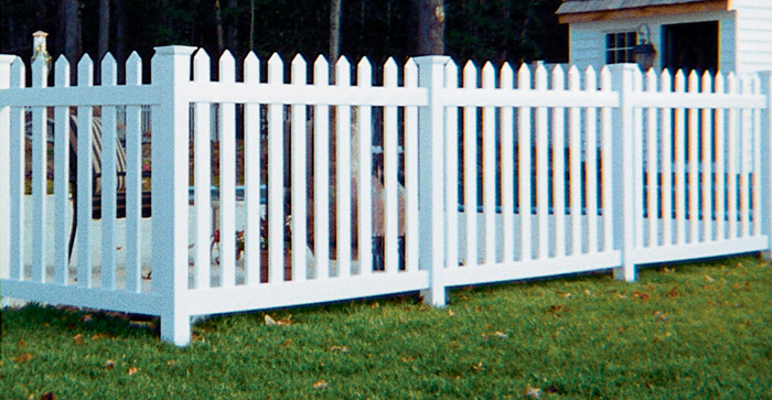 Cape Cod All Seasons Fence