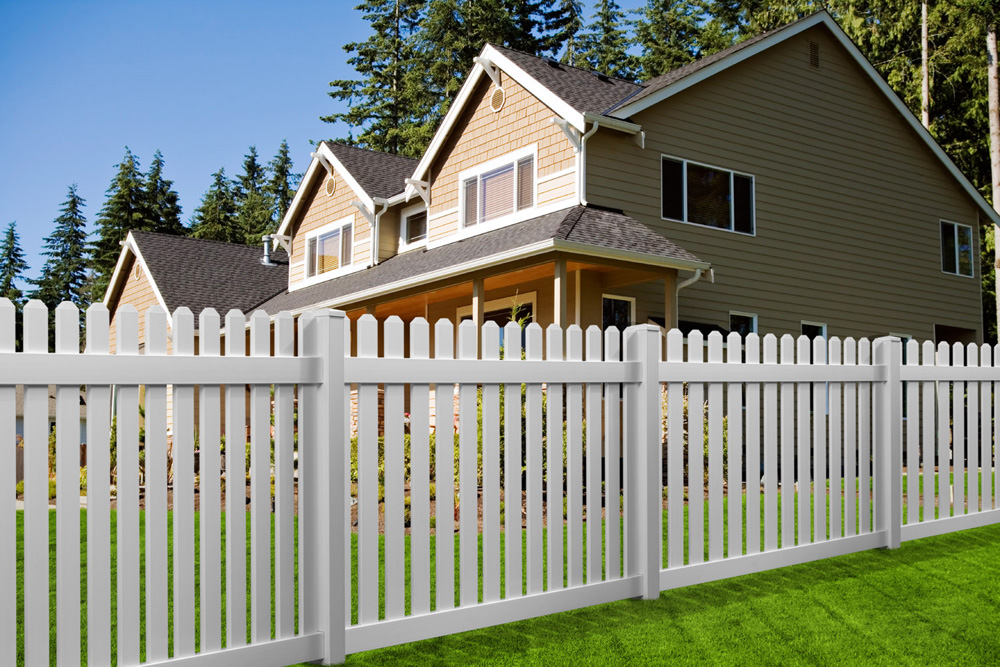 American Vinyl Fence Nebraska Vs Country Estate Vinyl Fence