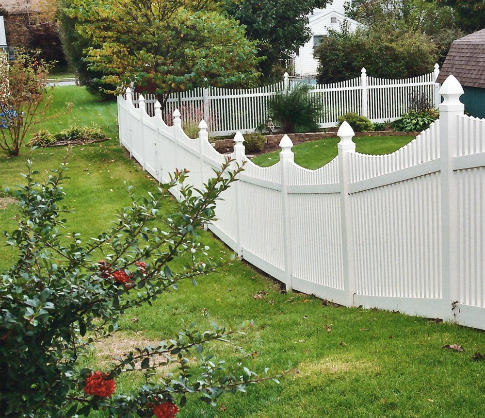 American Vinyl Fence Nebraska Vs Country Estate Vinyl Fence